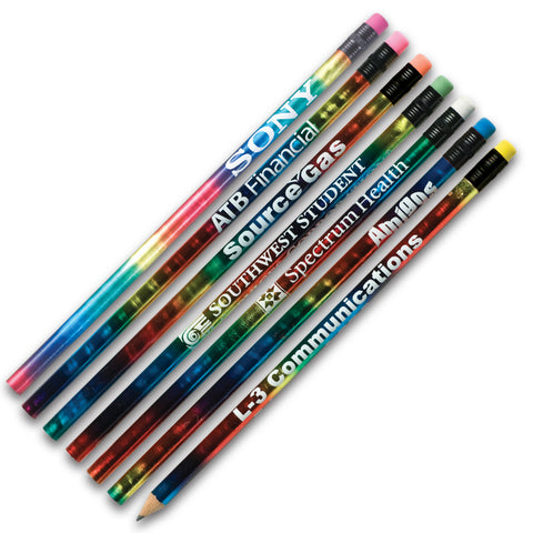 Rainbow Pencils, box of 100 (7210)