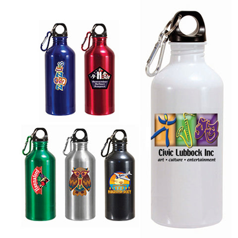 22 oz. Aluminum Trekker Bottle (7580)