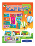 Louie & Sniffy Safety Poster With Logo (6710)