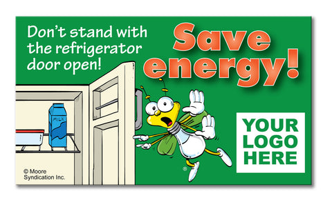 Save Energy LED Louie Magnet (3761)