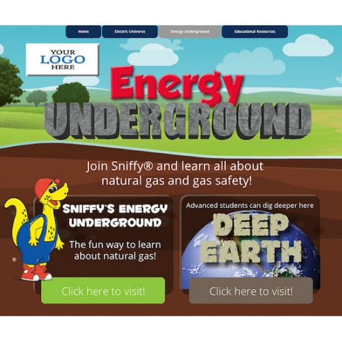 Energy Underground Website (2300)