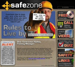 Safe Zone Website (4220)