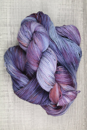 Grape Punch Simple Sock