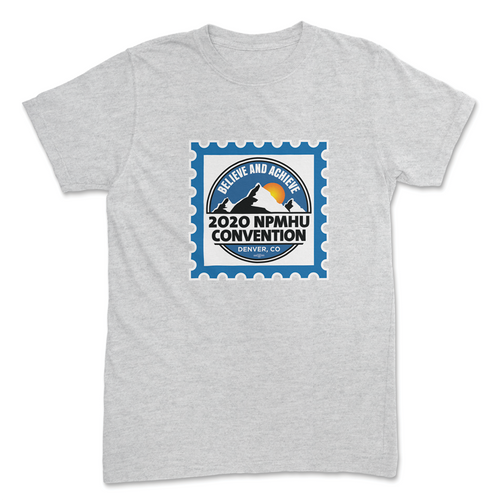 The 2020 Convention T-shirt