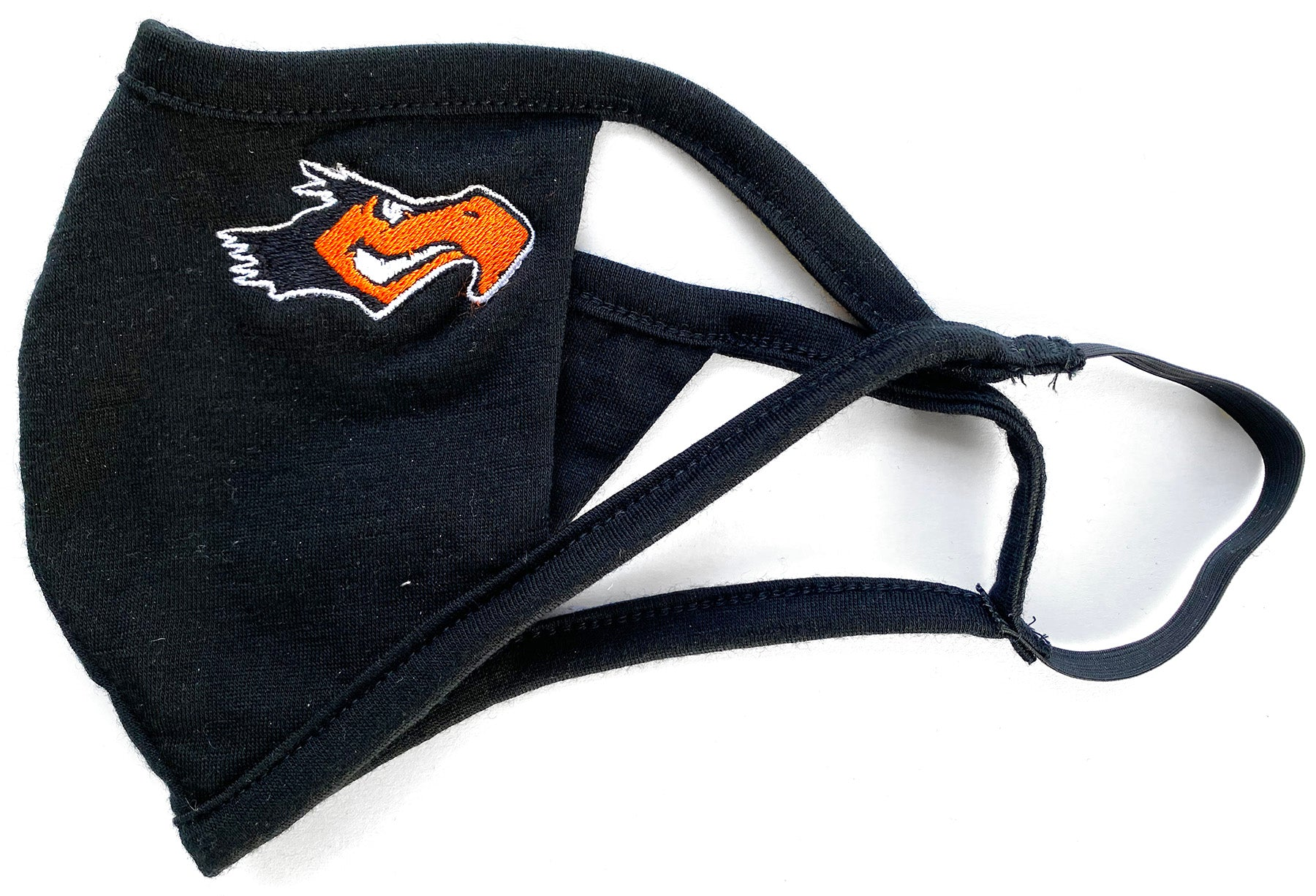 Youth Merino Wool Face Mask With Logo
