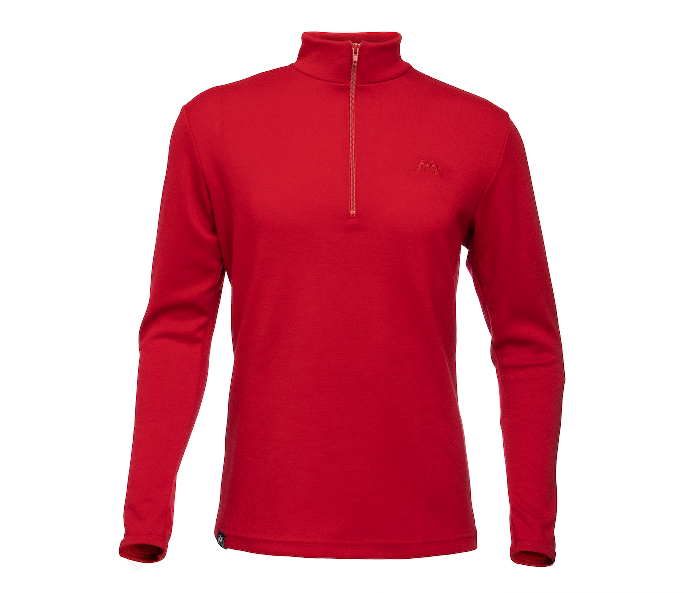 Men's merino wool 300 Coast quarter zip jersey