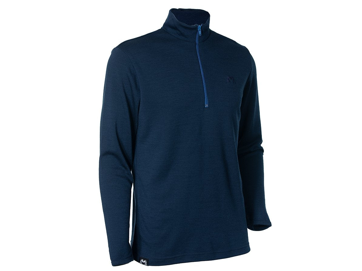 True Fleece Women's merino wool 300 Coast quarter zip pullover