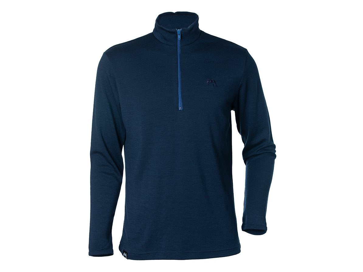 True Fleece mWomen's merino wool 300 Coast quarter zip pullover