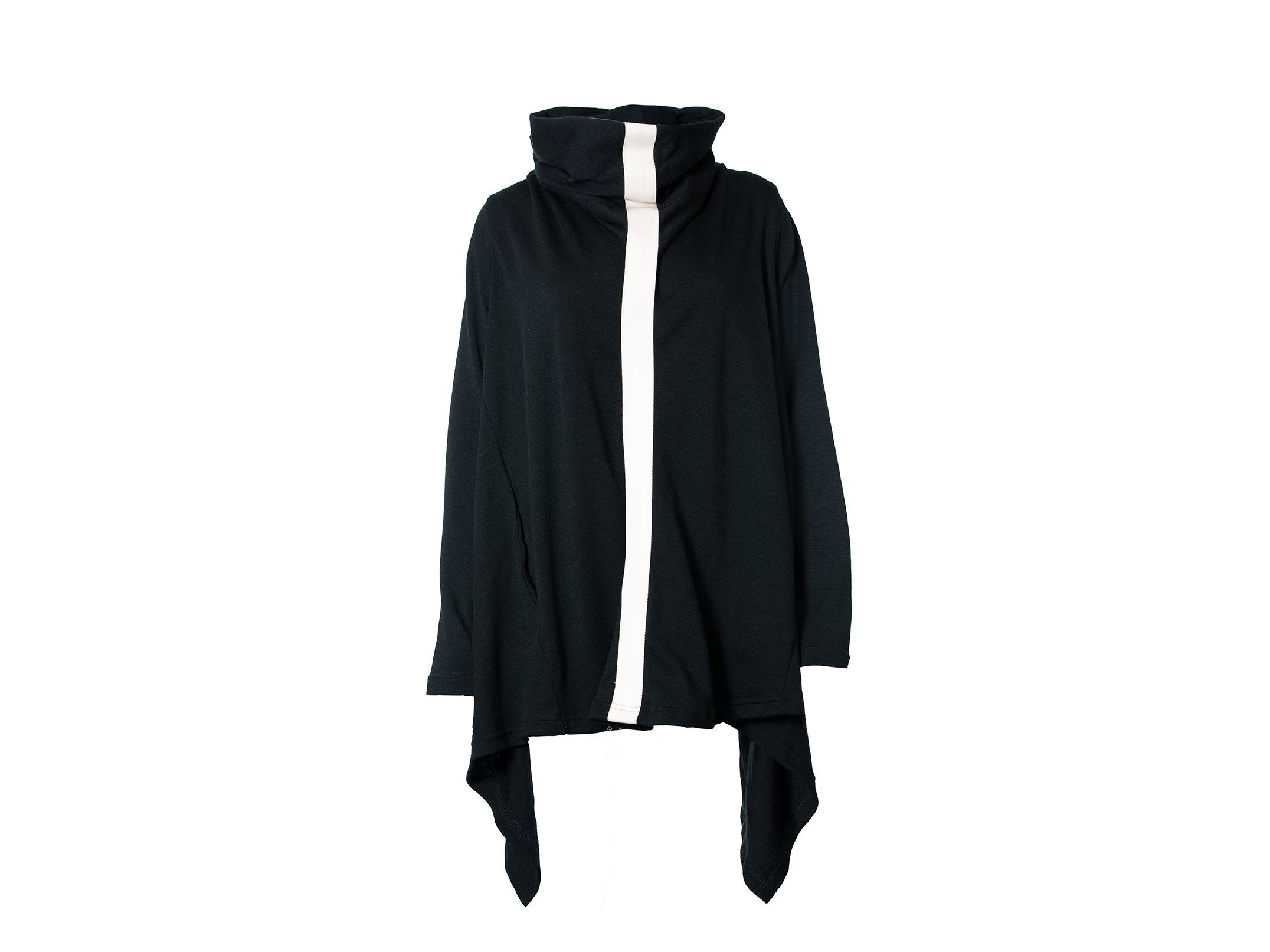 True Fleece Womens merino wool Poncho