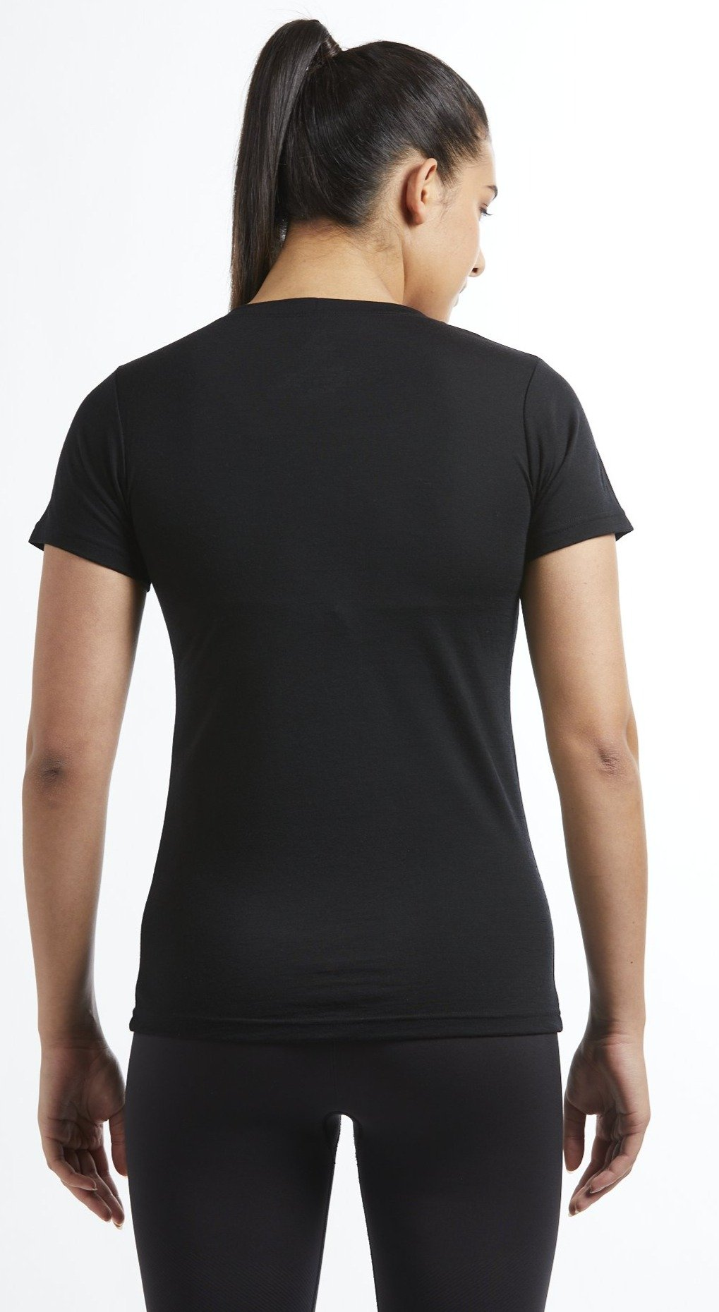 Womens merino wool t-shirt