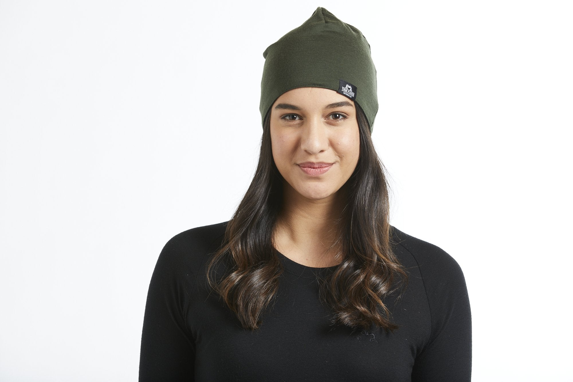 True Fleece Merino wool Snug fit warm soft beanie