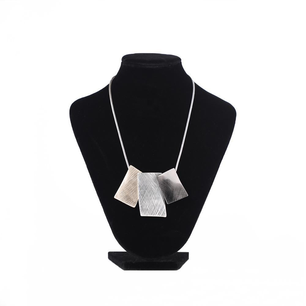 Plastron Chain Necklace