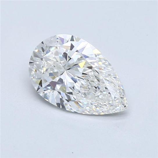 Pear Brilliant Diamond 2.01 CT F, VS2, With GIA Certificate - LA DIAMOND