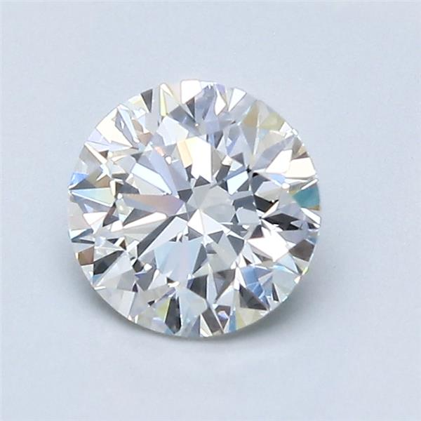 Round Brilliant Diamond 1.09 CT F, VS2, With GIA Certificate