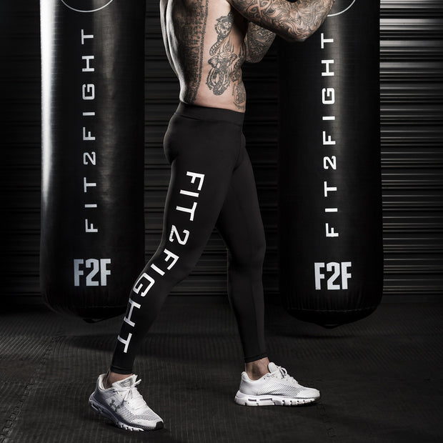 MENS F2F COMPRESSION TIGHTS