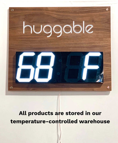 Huggable Warehouse Temperature Control