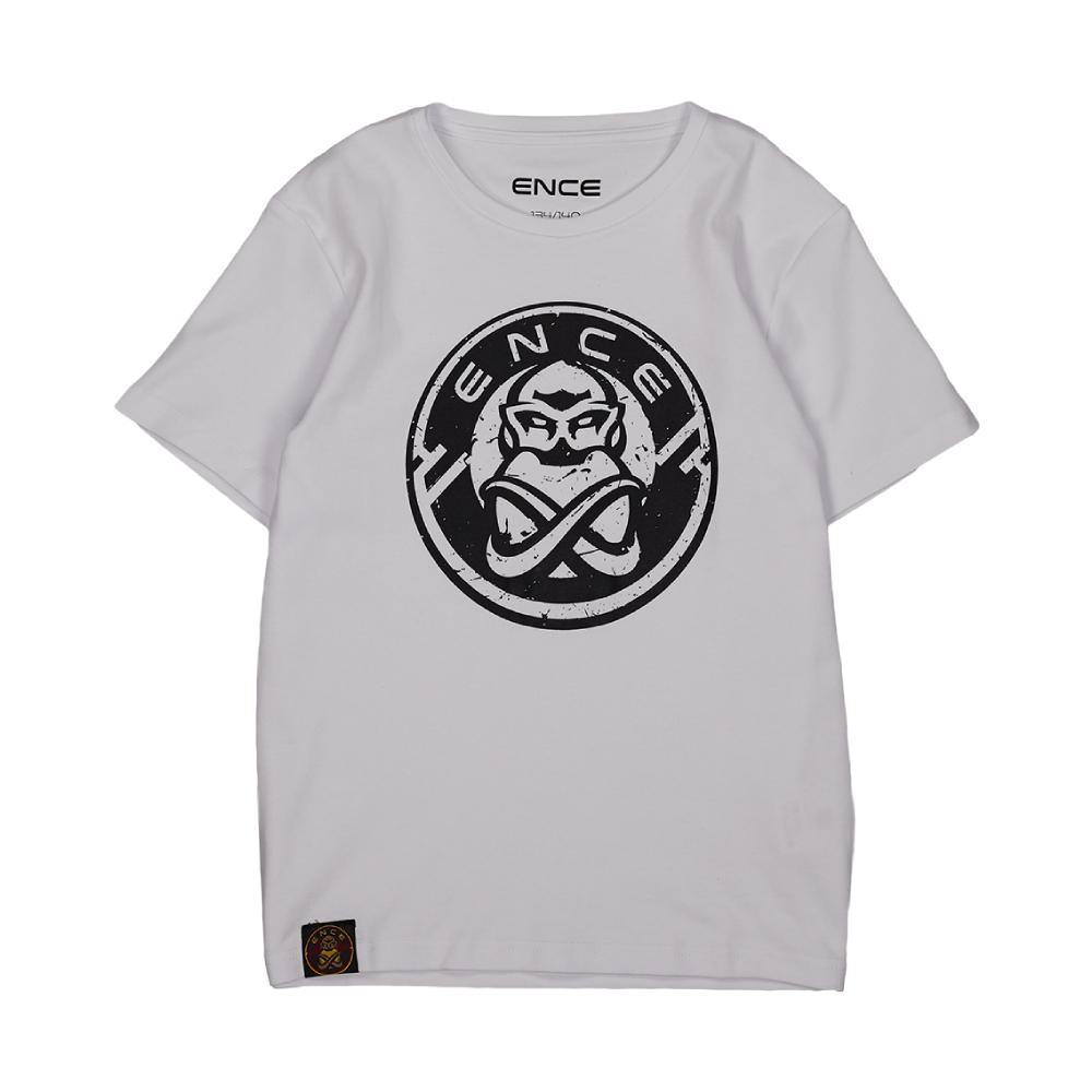 ENCE Original Kids White T-Shirt - ENCE Shop