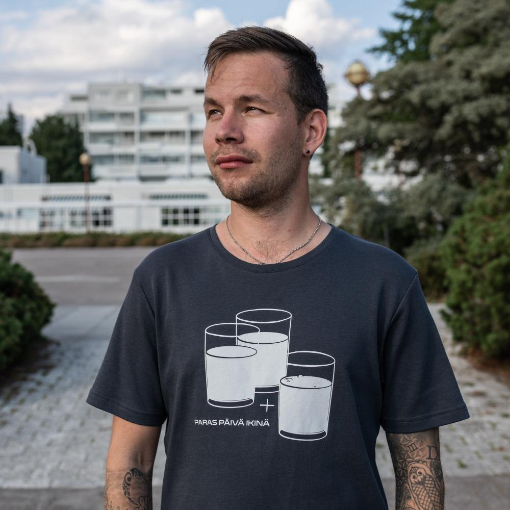 ENCE Milk T-shirt