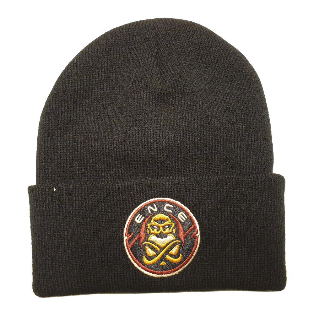 ENCE Black Beanie - ENCE Shop