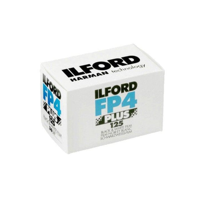 ILFORD FP4 Plus 125 black and white film 36exp