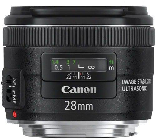 Canon EF 28mm f