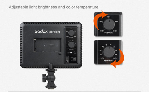 GODOX ILLUMINATORE LED P120C