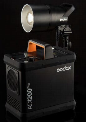 GODOX FLASH AD1200PRO TTL POWER PACK