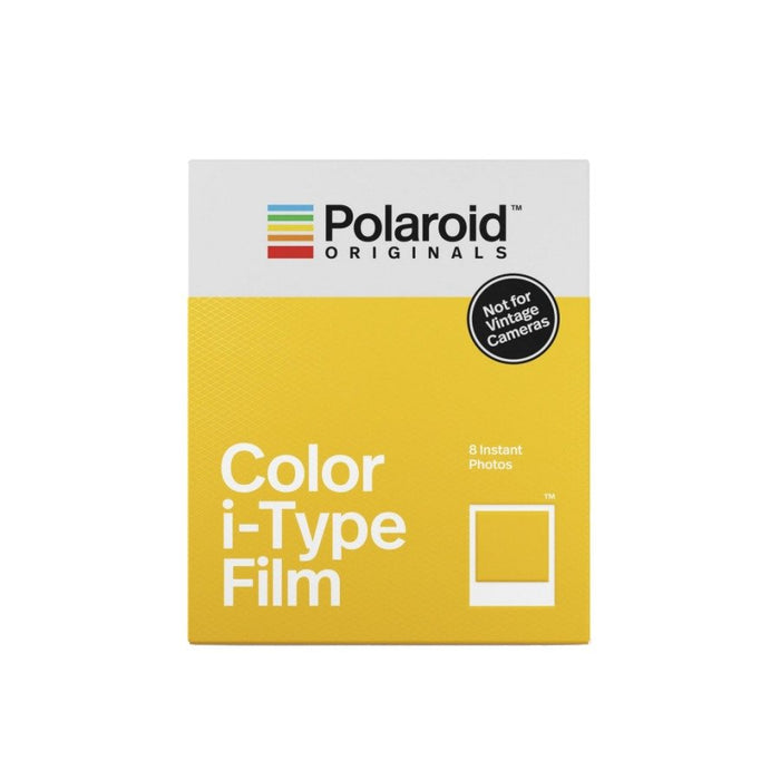 PZ600 Polaroid Color Film for I-type