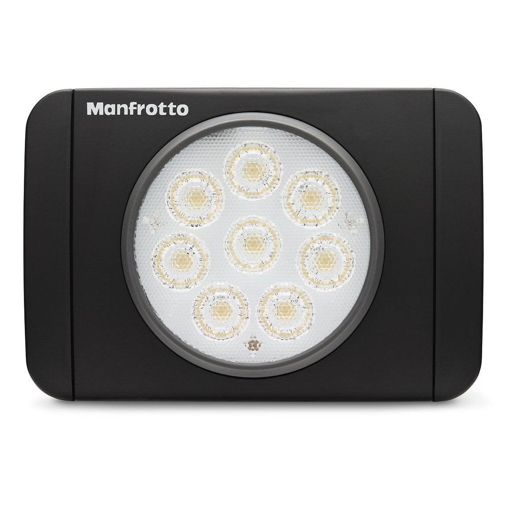 MLUMIEMU-BK Luce LED Manfrotto Lumimuse 8