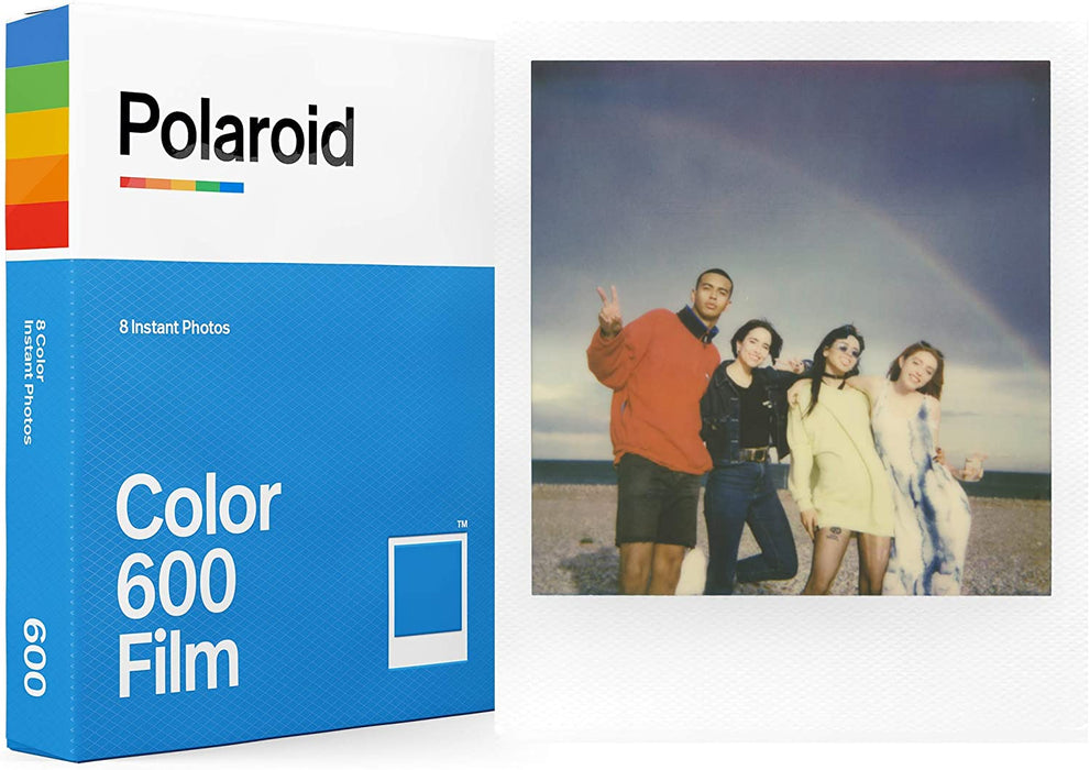 PZ6002 Polaroid Color Film for 600 8 PHOTOS