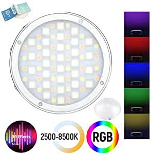 GODOX LED R1 - ROUND RGB MINI CREATIVE LIGHT