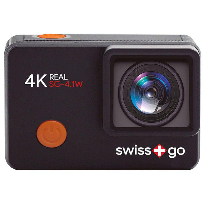 SWISS-GO SG4 14mp 4K Action Cam