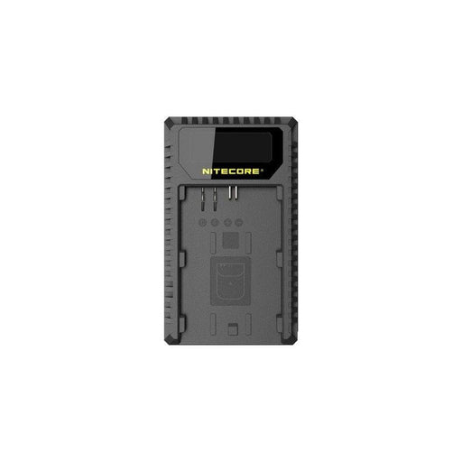 Nitecore Caricabatteria UCN1 per Canon (LPE6/LPE6N/LPE8)