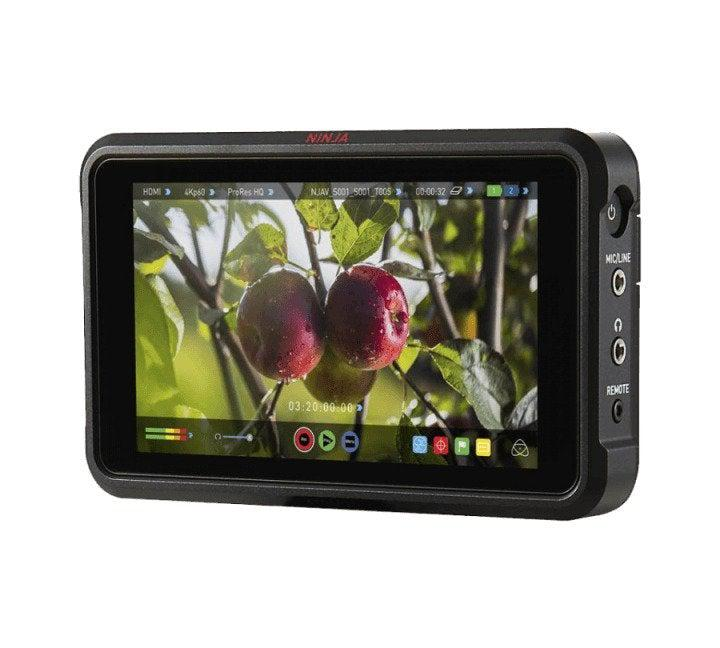 Atomos Ninja V 4Kp60 video HDR a 10 bit