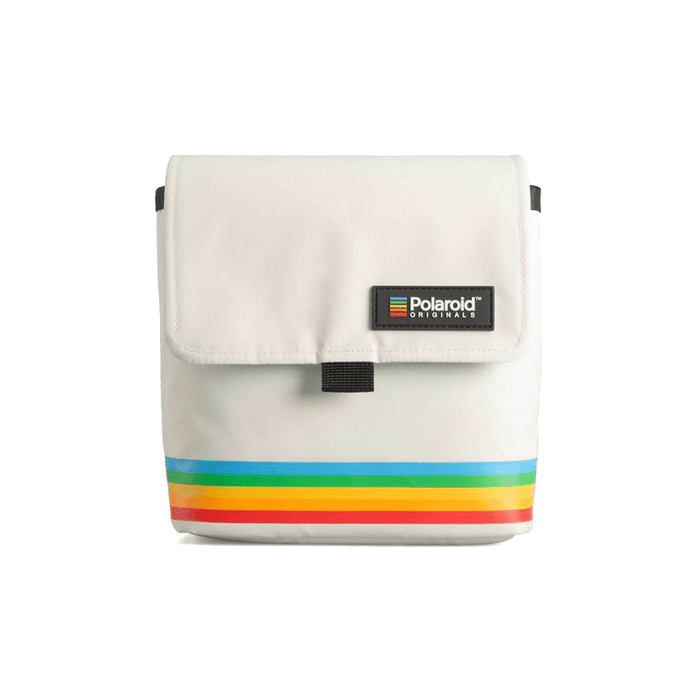 BOX CAMERA BAG - WHITE ( PZ4757 )