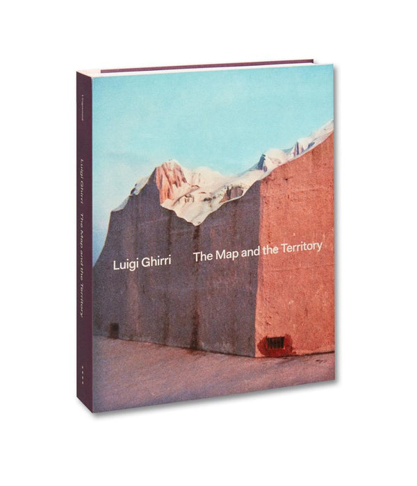 Ghirri, Luigi: Map and The Territory, The (Hardback)