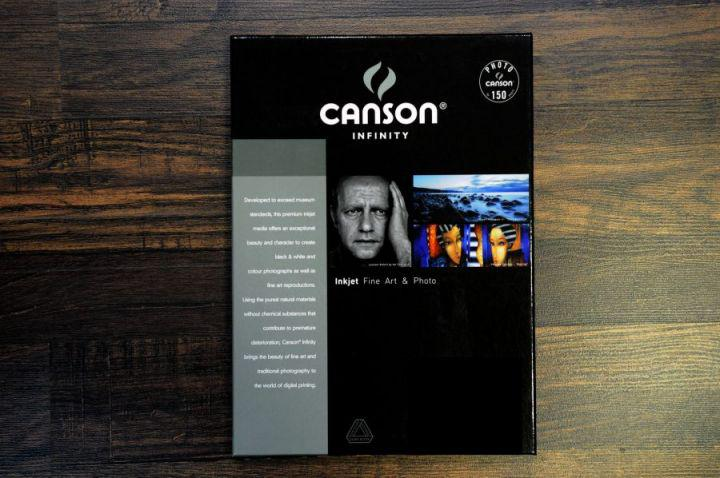 Canson Infinity Edition Etching Rag gr310 A4x25 (CNS206211006)