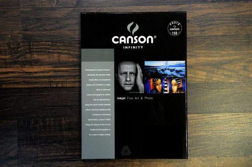 Canson Infinity Rag Photographique gr310 A4 x 25 ( CNS206211046 )