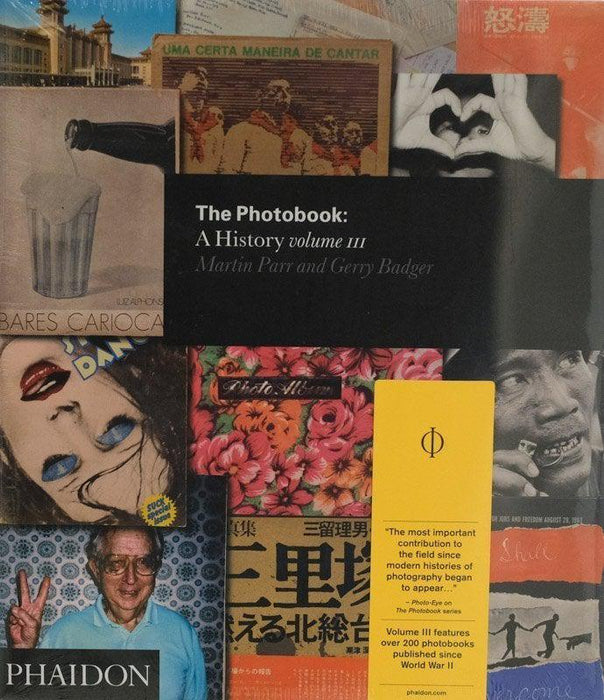 The PhotoBook -A history Volume III