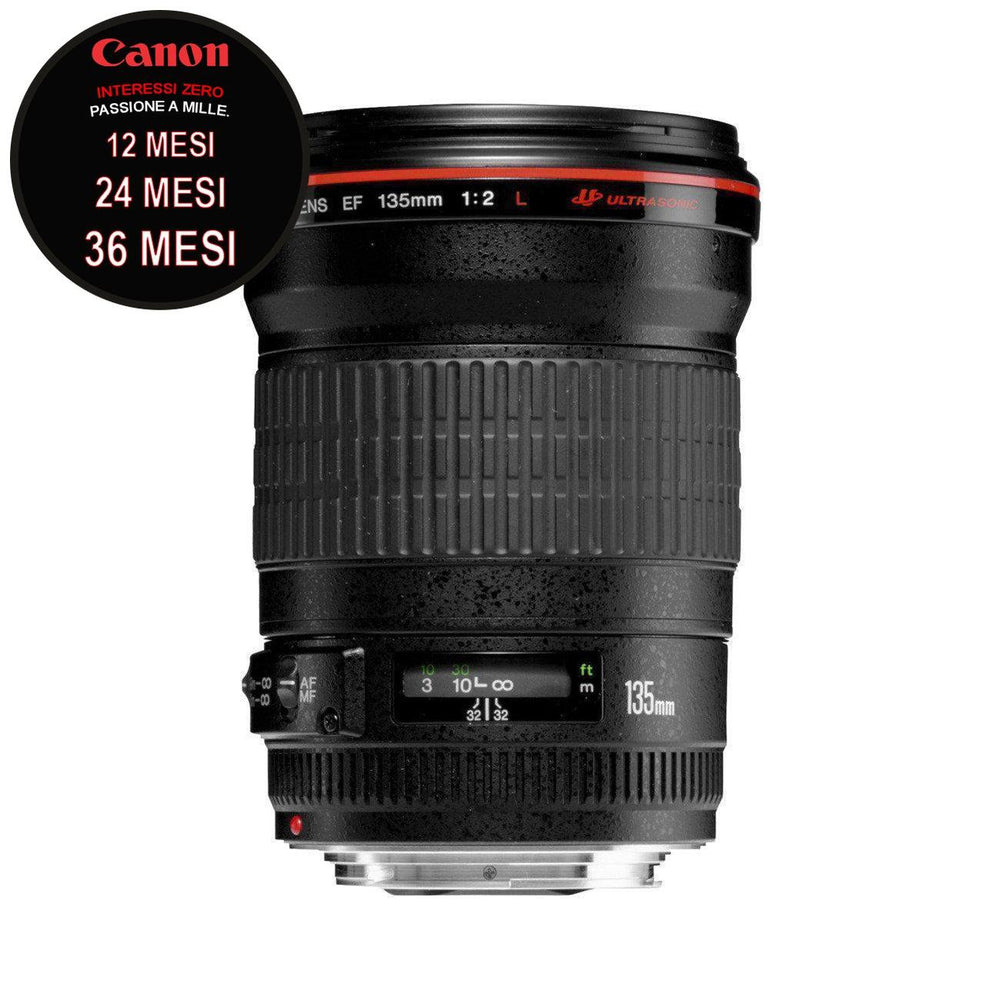 Canon EF 135mm
