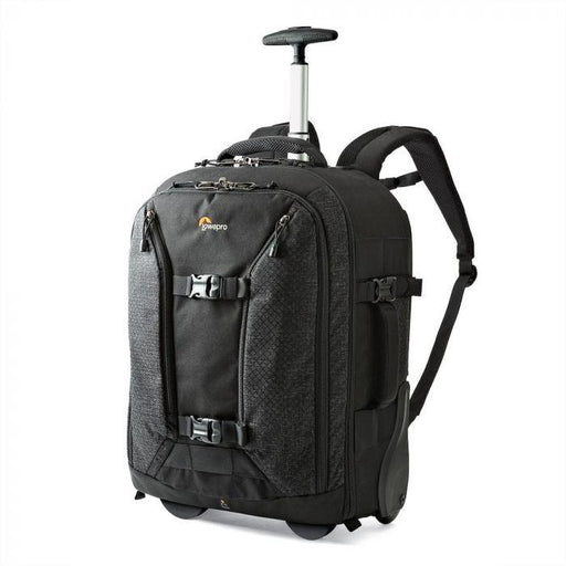 LP36876-PWW LOWEPRO PRO RUNNER BP X450 AW II NERO Zaino/Trolley