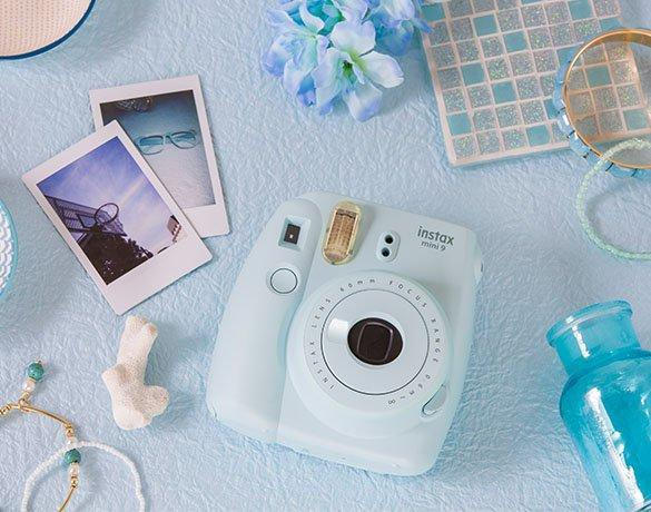Fujifilm Instax Mini 9 Clear Purple
