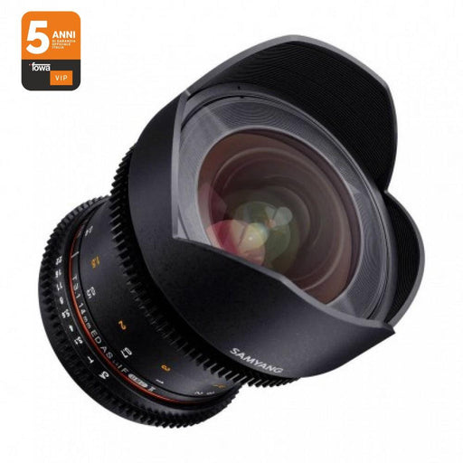 Samyang VDSLR 14mm T3,1 ED AS IF UMC  Sony E Mount - Garanzia Fowa 5 anni