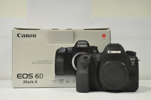 Canon Eos 6D Mark II + grip