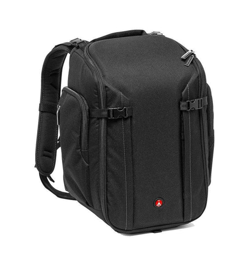 Backpack 30 zaino manfrotto medio per laptop, reflex, obiettivi, nero
