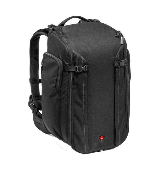 Backpack 50 zaino manfrotto medio per laptop, reflex, obiettivi, nero