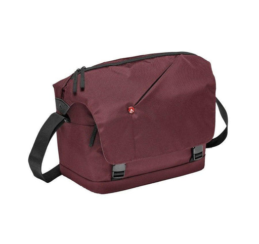 Borsa messenger NX bordeaux MANFROTTO ( MB NX-M-IBX )
