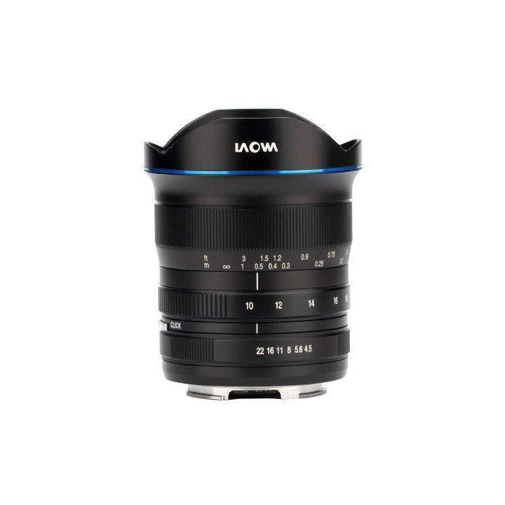 Laowa Venus Optics obiettivo 10-18mm f/4.5 -5.6
