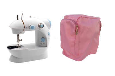 SewCover 202 – Pink fabric cover for LSS-202 sewing machine