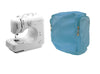 SewCover 505 -- Blue fabric cover for LSS-505 sewing machine